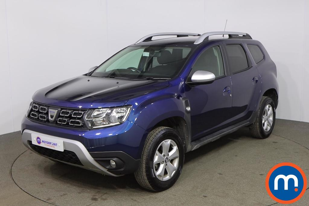 Dacia Duster 1.0 TCe 100 Comfort 5dr - Stock Number 1178491 Passenger side front corner