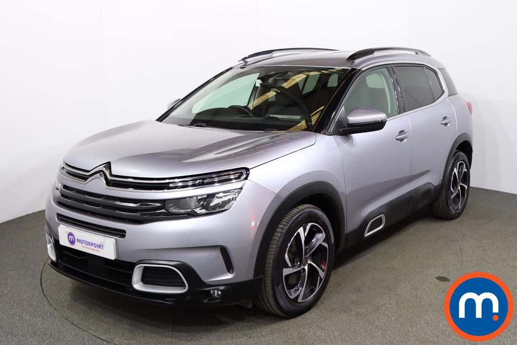Citroen C5 Aircross 1.5 BlueHDi 130 Flair 5dr EAT8 - Stock Number 1175932 Passenger side front corner