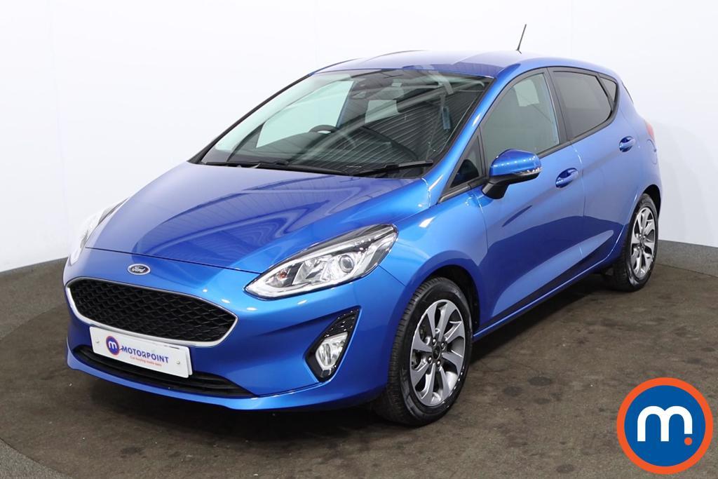 Ford Fiesta 1.1 Trend Navigation 5dr - Stock Number 1175956 Passenger side front corner