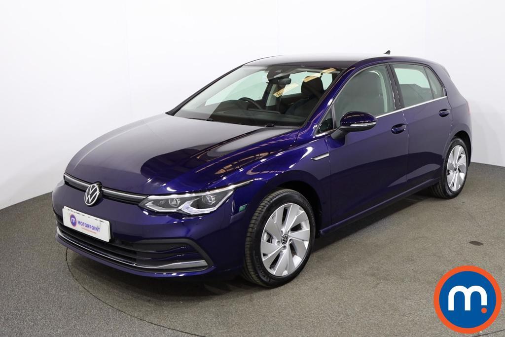 Volkswagen Golf 1.5 eTSI 150 Style 5dr DSG - Stock Number 1177648 Passenger side front corner