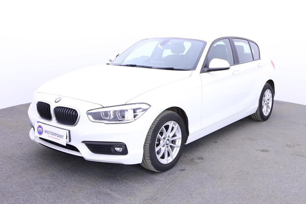 BMW 1 Series 116d SE Business 5dr [Nav-Servotronic] - Stock Number 1180362 Passenger side front corner