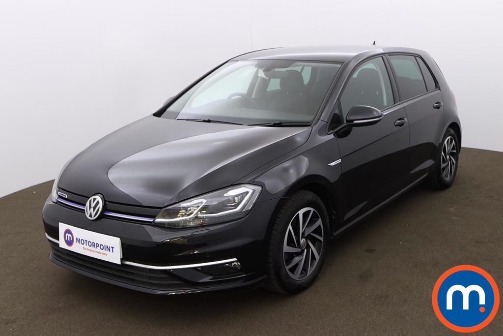 Volkswagen Golf 1.5 TSI EVO Match Edition 5dr - Stock Number 1180527 Passenger side front corner