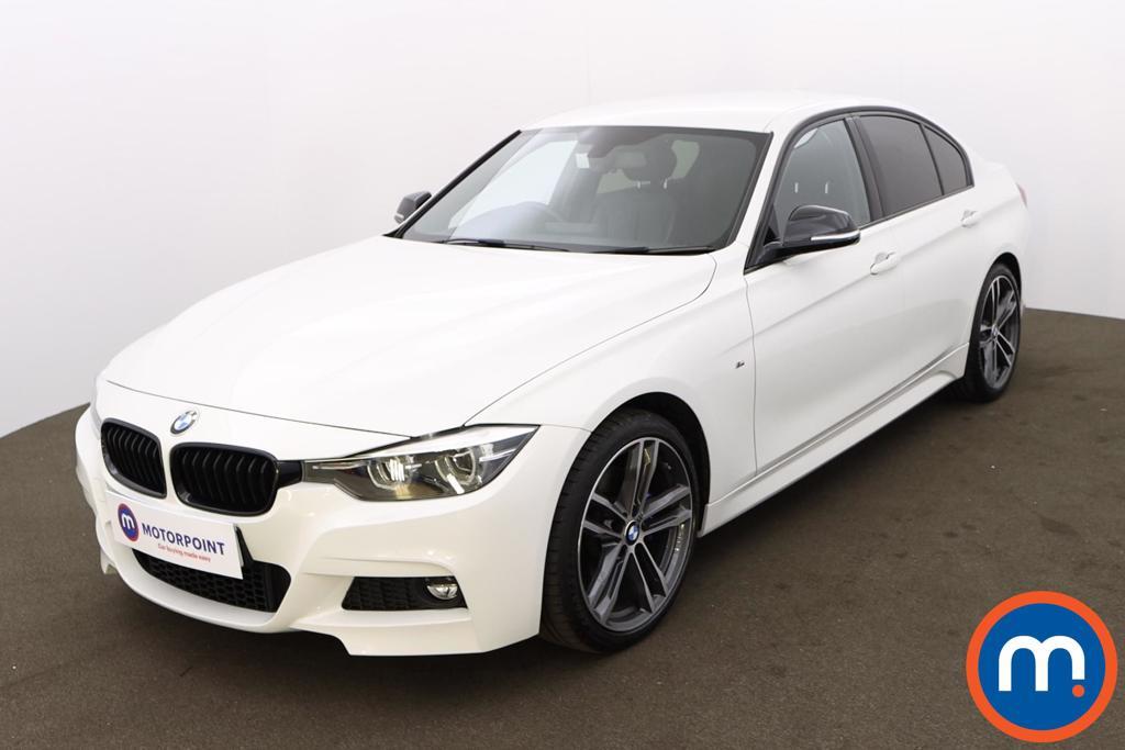 BMW 3 Series 320i M Sport Shadow Edition 4dr - Stock Number 1176374 Passenger side front corner