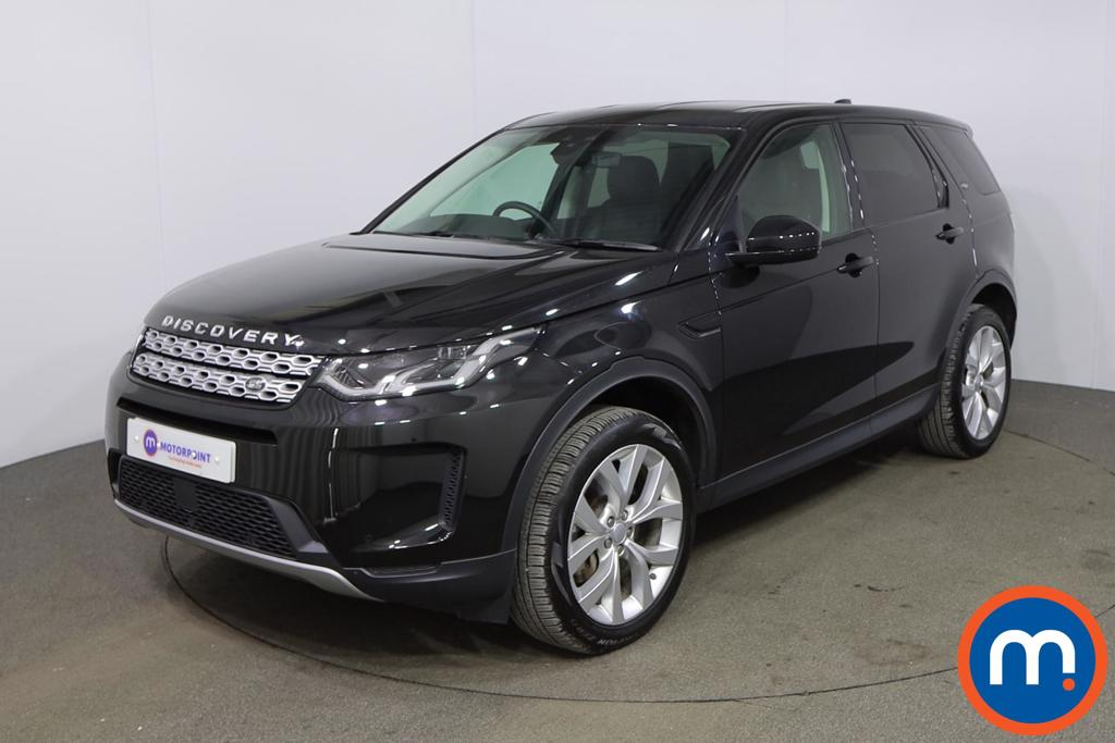 Land Rover Discovery Sport 2.0 D180 HSE 5dr Auto - Stock Number 1177528 Passenger side front corner