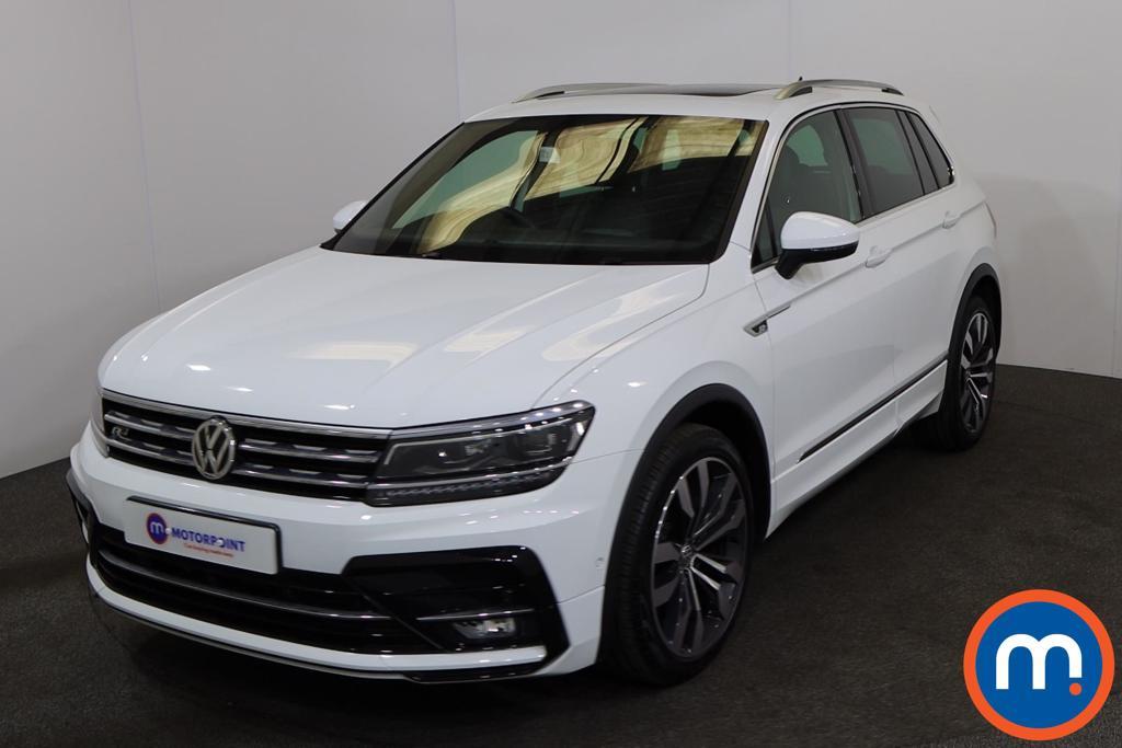Volkswagen Tiguan 1.5 TSi EVO 150 R-Line Tech 5dr DSG - Stock Number 1177866 Passenger side front corner