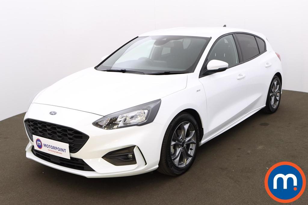 Ford Focus 1.0 EcoBoost Hybrid mHEV 155 ST-Line Edition 5dr - Stock Number 1178242 Passenger side front corner