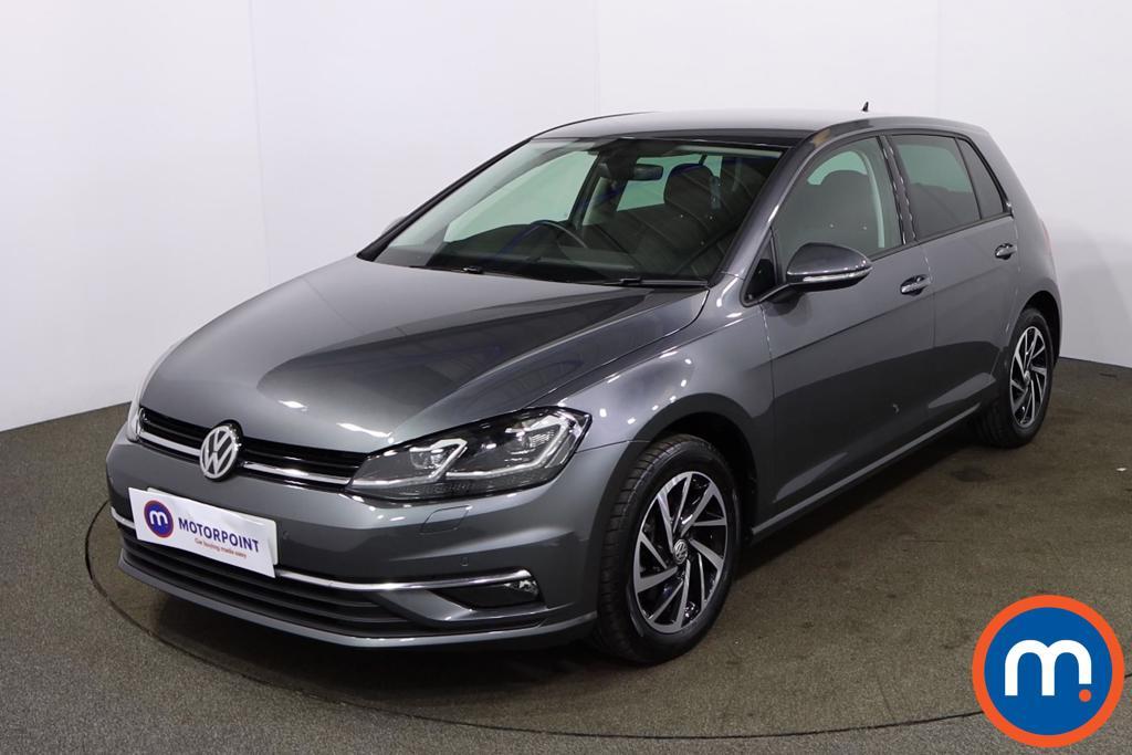Volkswagen Golf 1.5 TSI EVO 150 Match Edition 5dr - Stock Number 1178970 Passenger side front corner