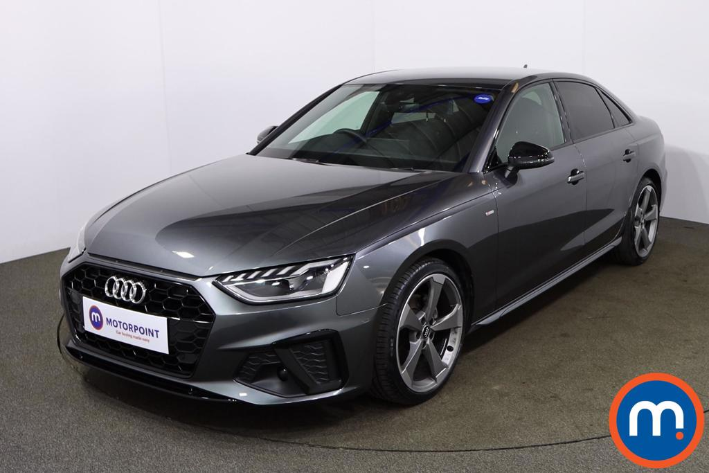Audi A4 35 TDI Black Edition 4dr S Tronic - Stock Number 1180048 Passenger side front corner