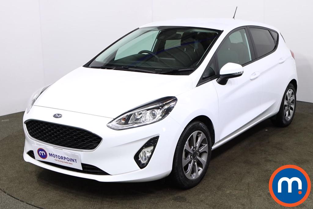 Ford Fiesta 1.1 Trend Navigation 5dr - Stock Number 1172970 Passenger side front corner