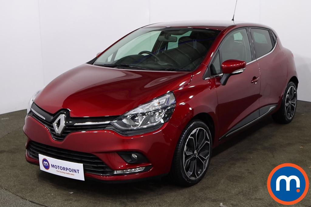 Renault Clio 0.9 TCE 90 Iconic 5dr - Stock Number 1176444 Passenger side front corner