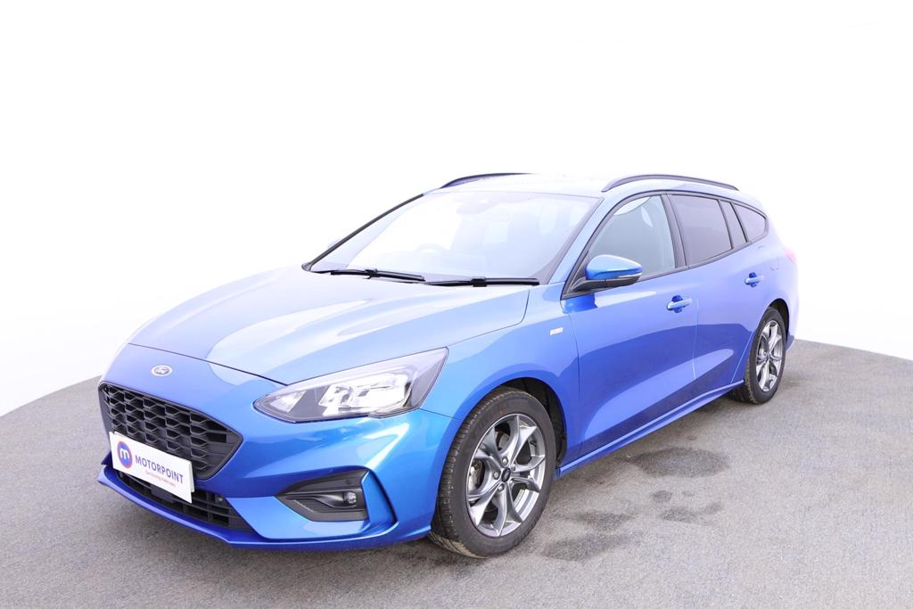 Ford Focus 1.5 EcoBlue 120 ST-Line Edition 5dr - Stock Number 1176694 Passenger side front corner