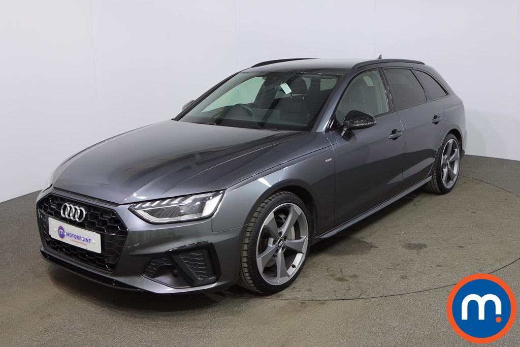 Audi A4 45 TFSI Quattro Black Edition 5dr S Tronic - Stock Number 1176758 Passenger side front corner