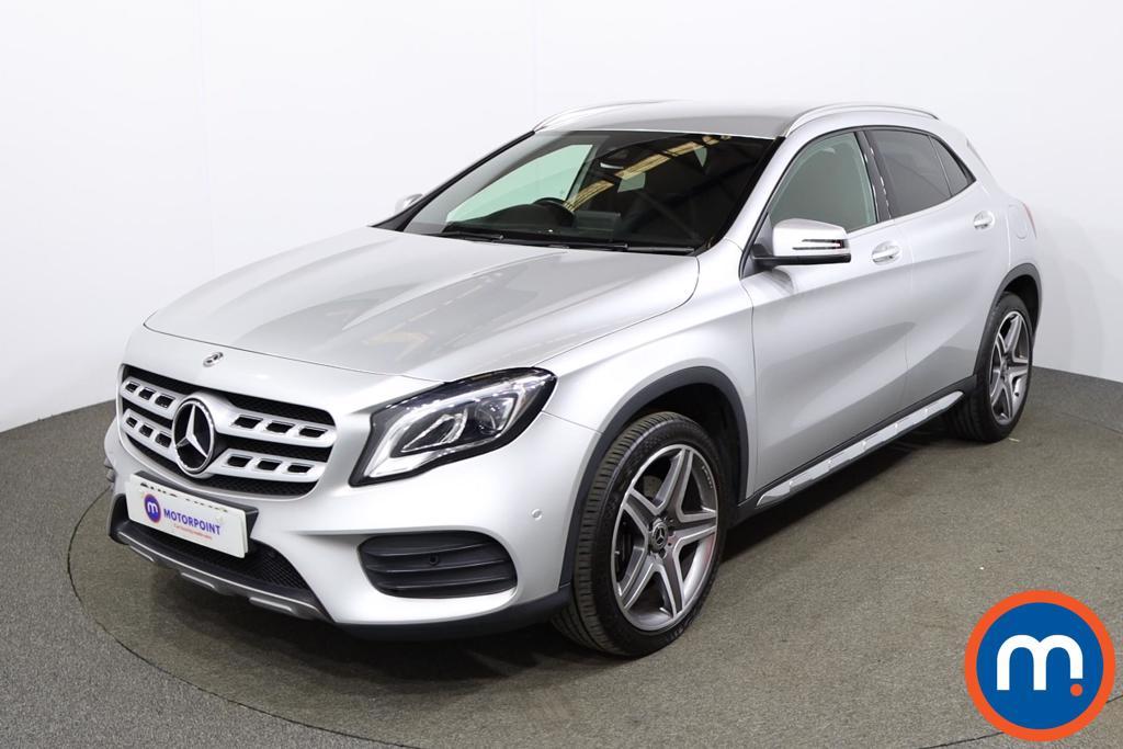 Mercedes-Benz GLA GLA 220d 4Matic AMG Line Premium 5dr Auto - Stock Number 1177280 Passenger side front corner