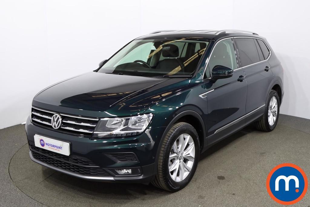 Volkswagen Tiguan Allspace 1.5 TSI EVO Match 5dr DSG - Stock Number 1178158 Passenger side front corner