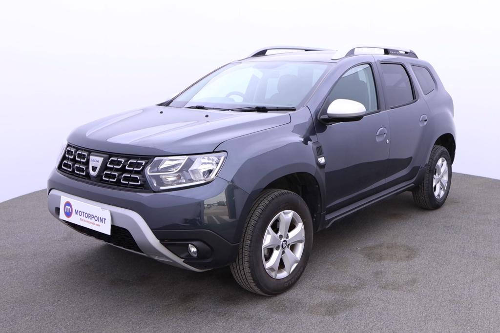 Dacia Duster 1.0 TCe 100 Comfort 5dr - Stock Number 1178479 Passenger side front corner