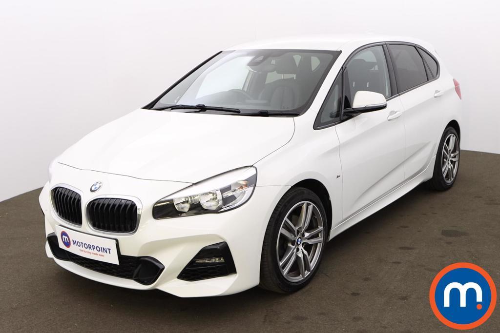 BMW 2 Series 220i M Sport 5dr DCT - Stock Number 1180216 Passenger side front corner