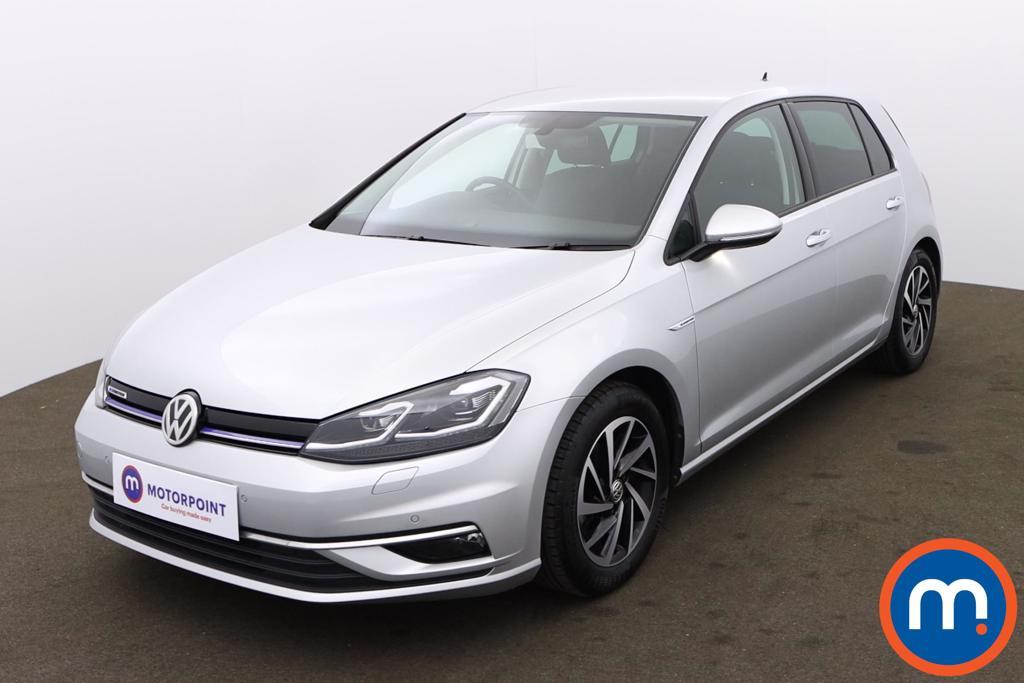 Volkswagen Golf 1.5 TSI EVO Match Edition 5dr - Stock Number 1180483 Passenger side front corner