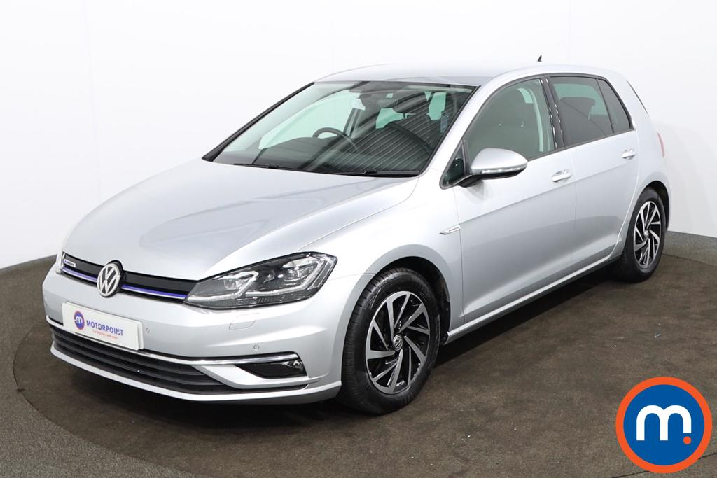 Volkswagen Golf 1.5 TSI EVO Match Edition 5dr - Stock Number 1180485 Passenger side front corner