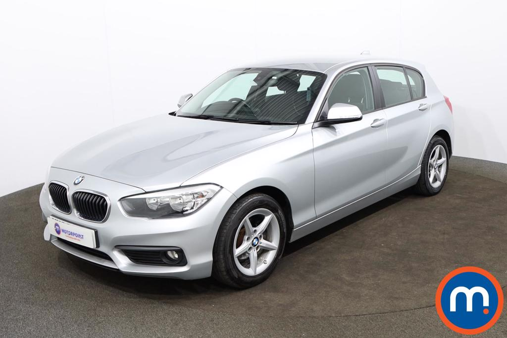BMW 1 Series 118i [1.5] SE 5dr [Nav-Servotronic] Step Auto - Stock Number 1174104 Passenger side front corner