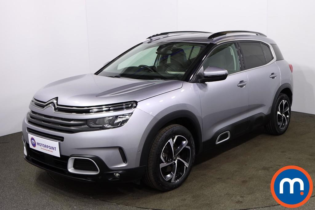 Citroen C5 Aircross 1.5 BlueHDi 130 Flair 5dr EAT8 - Stock Number 1175933 Passenger side front corner