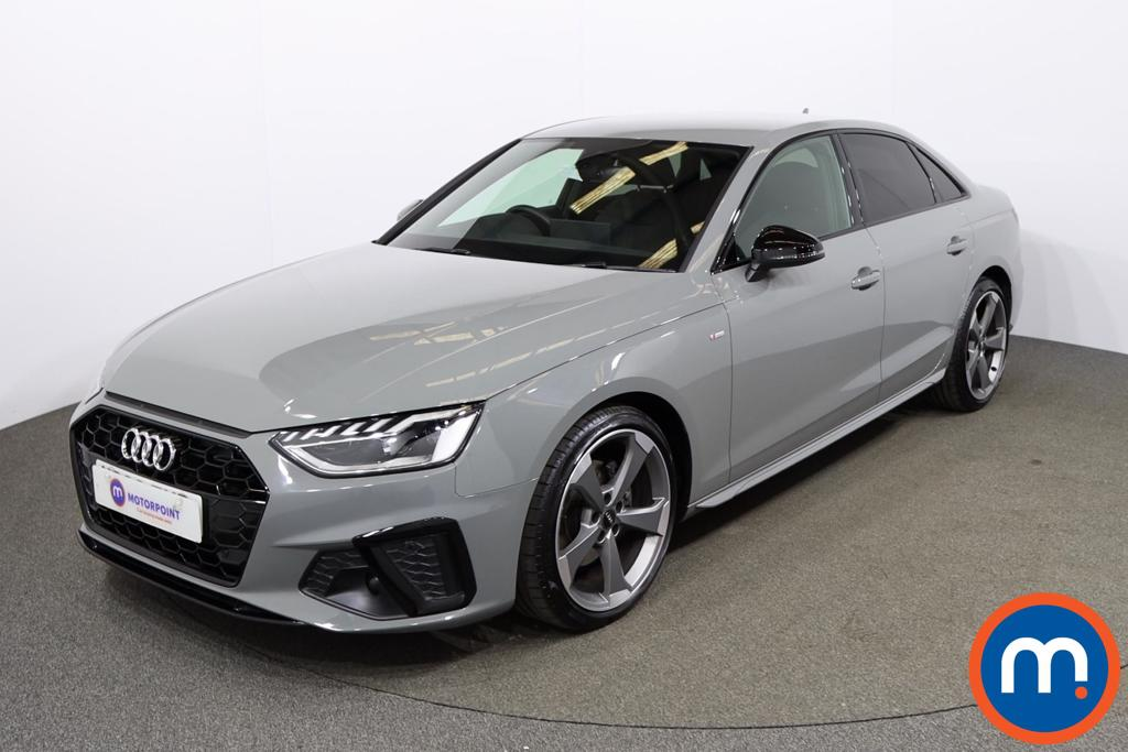 Audi A4 35 TFSI Black Edition 4dr S Tronic - Stock Number 1176751 Passenger side front corner