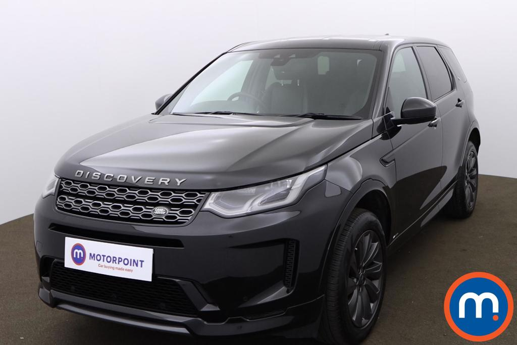 Land Rover Discovery Sport 2.0 D180 R-Dynamic SE 5dr Auto - Stock Number 1178459 Passenger side front corner