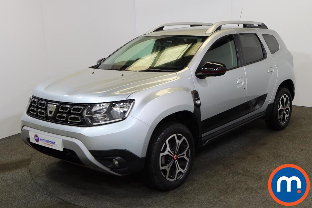 Dacia Duster 1.3 TCe 130 Techroad 5dr - Stock Number 1178537 Passenger side front corner