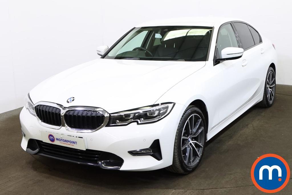 BMW 3 Series 320i Sport 4dr Step Auto - Stock Number 1178561 Passenger side front corner