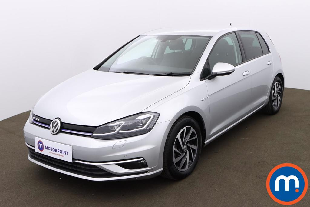 Volkswagen Golf 1.5 TSI EVO Match Edition 5dr - Stock Number 1180482 Passenger side front corner