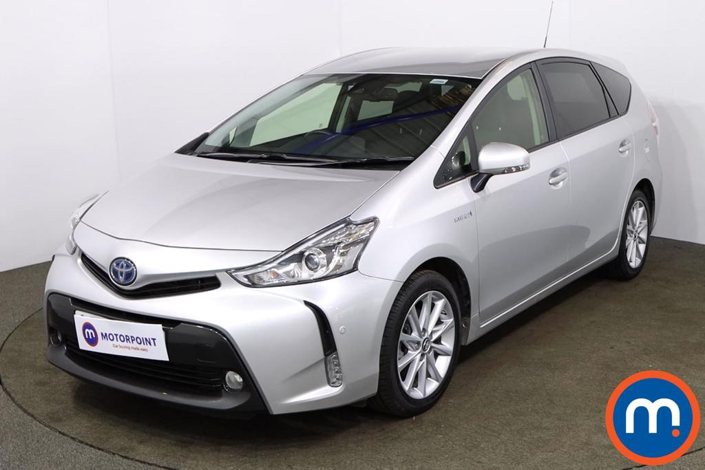 Toyota Prius-Plus 1.8 VVTi Excel TSS 5dr CVT Auto - Stock Number 1174928 Passenger side front corner