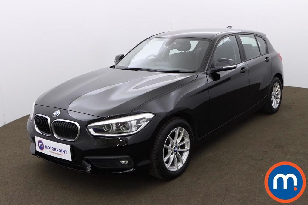 BMW 1 Series 116d SE Business 5dr [Nav-Servotronic] - Stock Number 1176314 Passenger side front corner