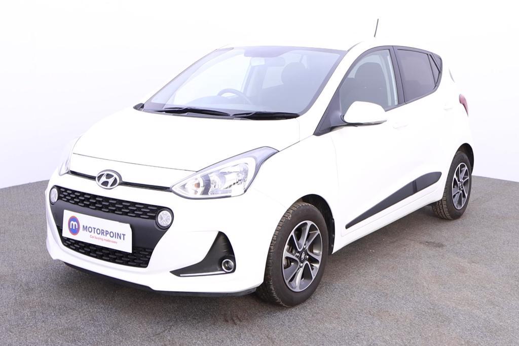 Hyundai I10 1.0 Premium 5dr - Stock Number 1176492 Passenger side front corner