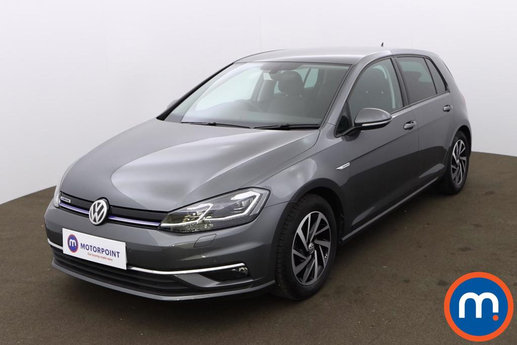 Volkswagen Golf 1.5 TSI EVO Match Edition 5dr - Stock Number 1180726 Passenger side front corner
