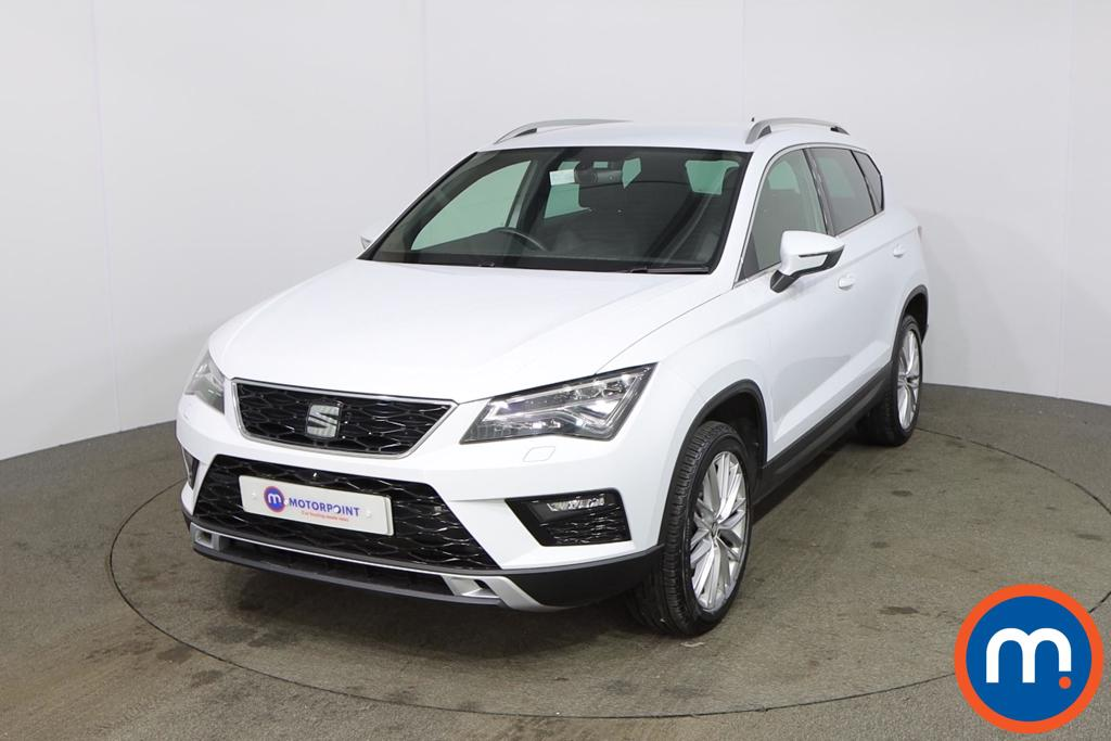Seat Ateca 1.4 EcoTSI Xcellence 5dr DSG - Stock Number 1180771 Passenger side front corner