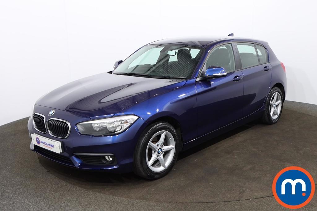BMW 1 Series 118i [1.5] SE 5dr [Nav-Servotronic] Step Auto - Stock Number 1174100 Passenger side front corner