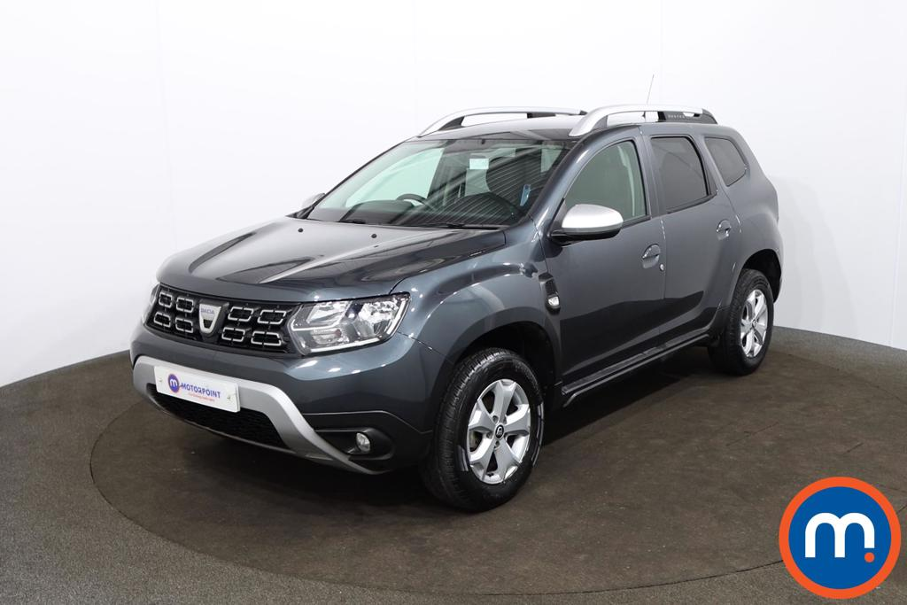 Dacia Duster 1.0 TCe 100 Comfort 5dr - Stock Number 1178467 Passenger side front corner