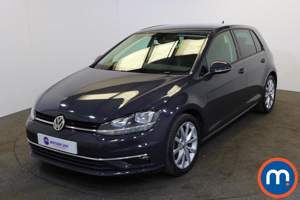 Volkswagen Golf 1.6 TDI GT 5dr DSG - Stock Number 1178712 Passenger side front corner