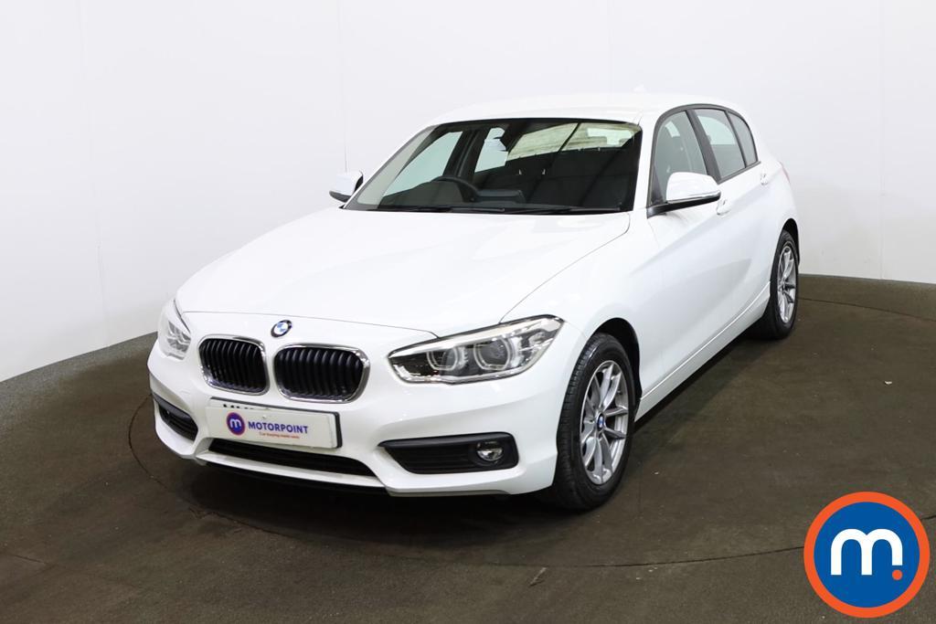 BMW 1 Series 116d SE Business 5dr [Nav-Servotronic] - Stock Number 1174994 Passenger side front corner
