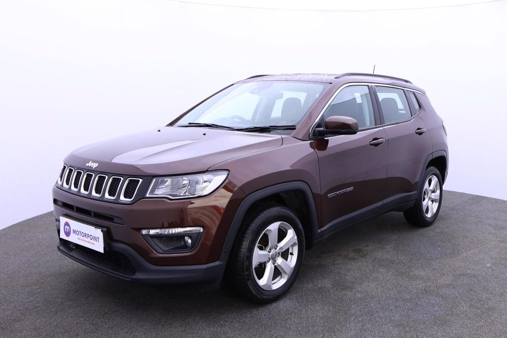 Jeep Compass 1.4 Multiair 140 Longitude 5dr [2WD] - Stock Number 1177222 Passenger side front corner
