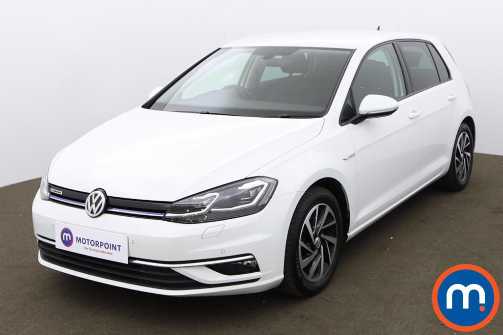 Volkswagen Golf 1.5 TSI EVO Match Edition 5dr - Stock Number 1180694 Passenger side front corner