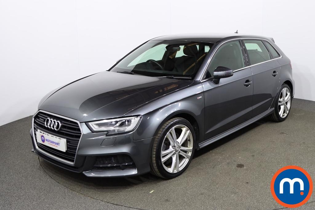 Audi A3 2.0 TDI 184 Quattro S Line 5dr S Tronic [7 Speed] - Stock Number 1181026 Passenger side front corner