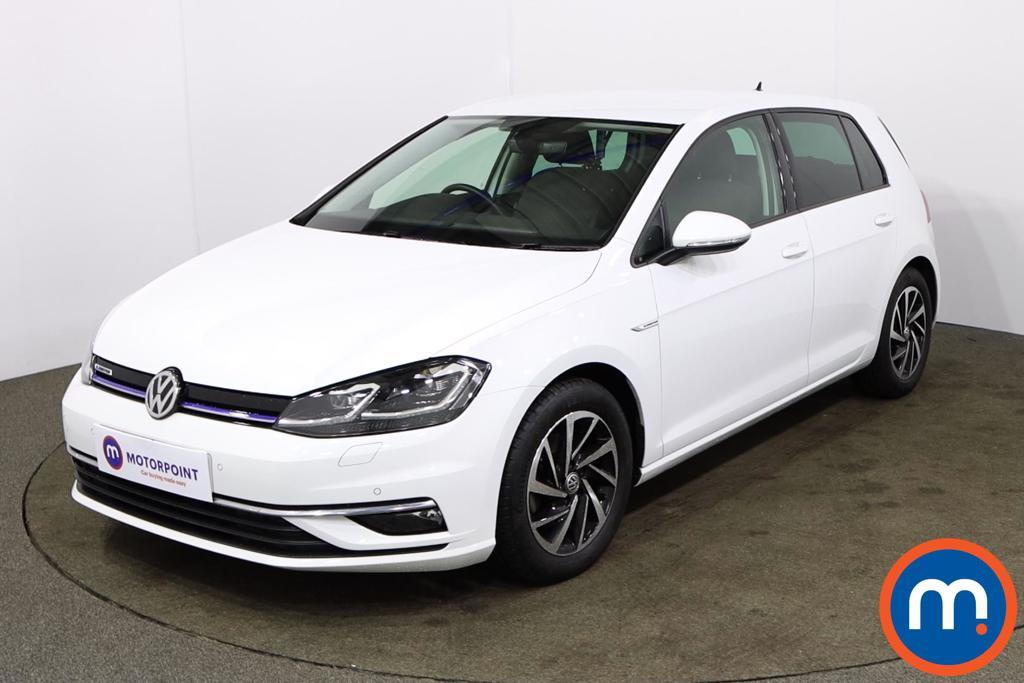 Volkswagen Golf 1.5 TSI EVO Match Edition 5dr - Stock Number 1181421 Passenger side front corner