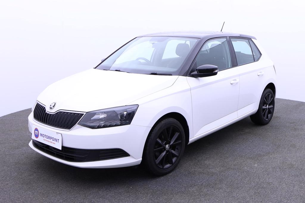 Skoda Fabia 1.0 TSI Colour Edition 5dr - Stock Number 1180133 Passenger side front corner