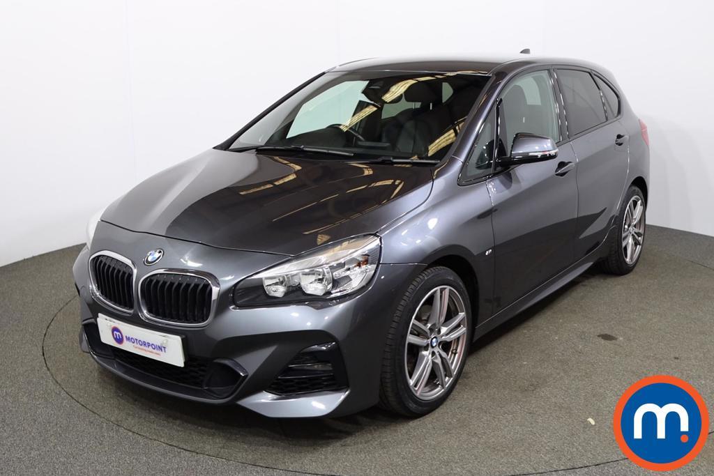 BMW 2 Series 220i M Sport 5dr DCT - Stock Number 1180659 Passenger side front corner