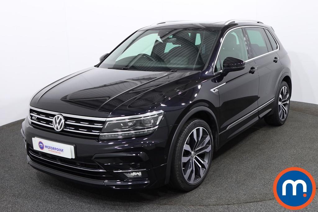Volkswagen Tiguan 2.0 TDi 190 4Motion R-Line Tech 5dr DSG - Stock Number 1181457 Passenger side front corner