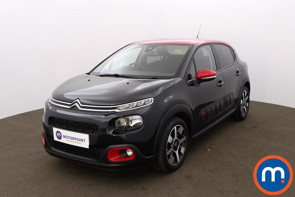 Citroen C3 1.2 PureTech 82 Flair Nav Edition 5dr - Stock Number 1181632 Passenger side front corner