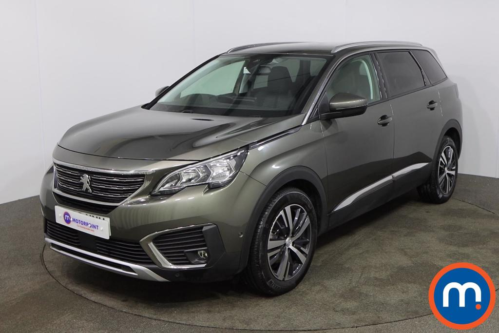 Peugeot 5008 1.2 PureTech Allure 5dr EAT8 - Stock Number 1183666 Passenger side front corner