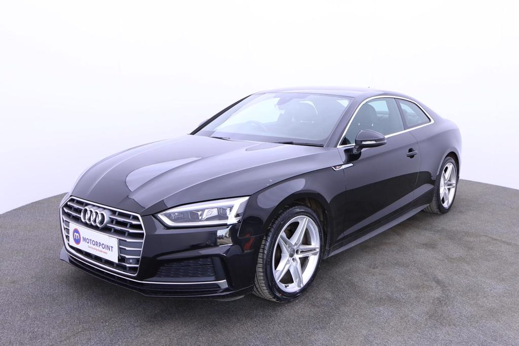 Audi A5 1.4 TFSI S Line 2dr S Tronic - Stock Number 1175744 Passenger side front corner