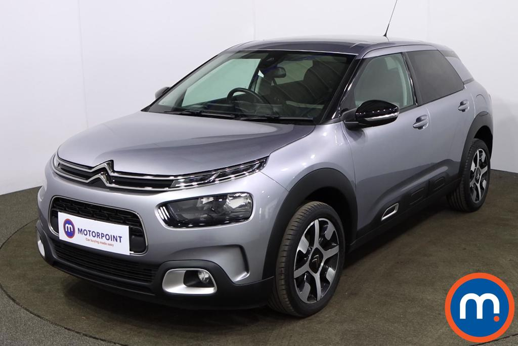 Citroen C4 Cactus 1.2 PureTech Flair 5dr [6 Speed] - Stock Number 1178010 Passenger side front corner