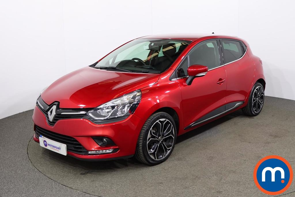 Renault Clio 0.9 TCE 90 Iconic 5dr - Stock Number 1178480 Passenger side front corner